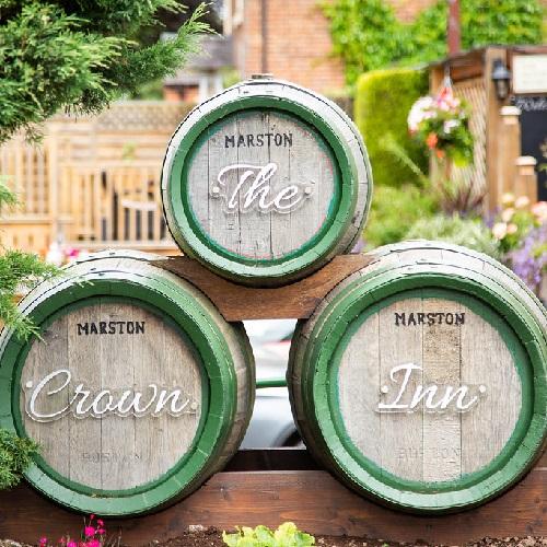 Crown barrels